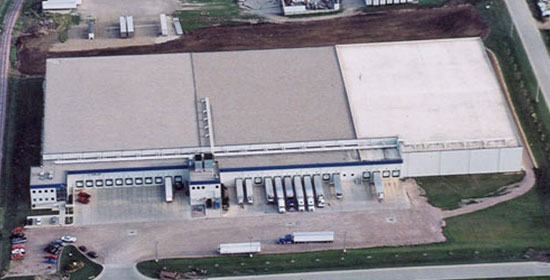 NOR-AM Cold Storage - Lemars, IA